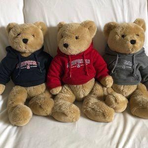 Vintage Aeropostale Teddy Bears